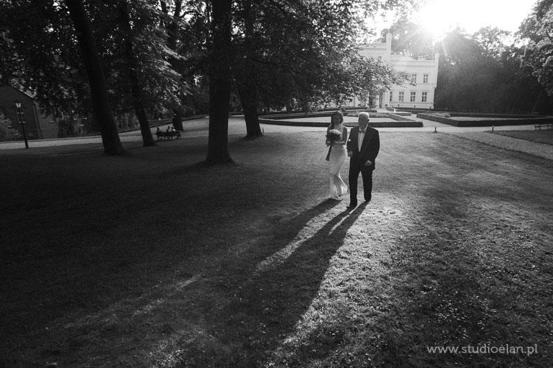 zdjęcia ślubne Pałac w Mierzęcinie